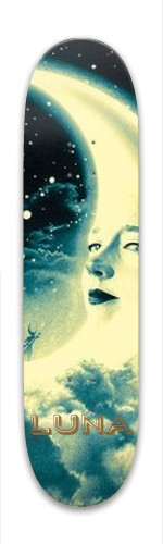 Luna Enterprises Park Skateboard 7.88 x 31.495