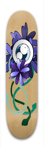 Khams Board Park Skateboard 8 x 31.775