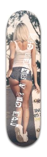 Banger Park Skateboard 8 x 31 3/4 #139514