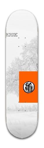 Banger Park Skateboard 8 x 31 3/4 #143866