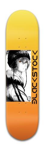 Banger Park Skateboard 8 x 31 3/4 #144367