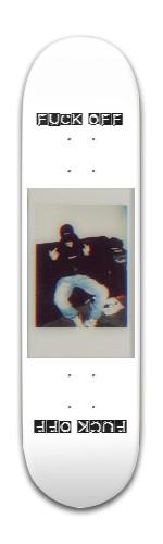 Banger Park Skateboard 8 x 31 3/4 #147682