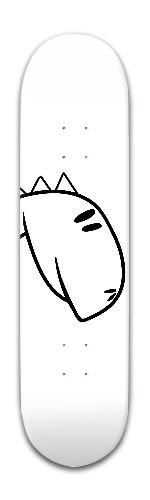 Banger Park Skateboard 8 x 31 3/4 #156330