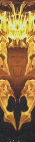king laughter Custom skateboard griptape