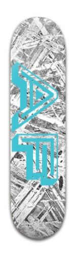 af meteorite Banger Park Skateboard 8 x 31 3/4