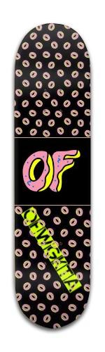 Banger Park Skateboard 8 x 31 3/4 #164514