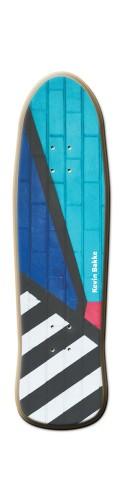 Abstract Poolfish Cruiser 8.5 x 32
