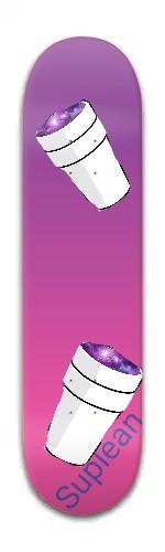 Banger Park Skateboard 8 x 31 3/4 #170479