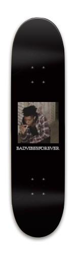 BadVibesForever Park Skateboard 8 x 31.775