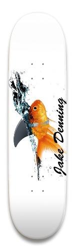 Jake Denning - Team Board Park Skateboard 8.5 x 32.463