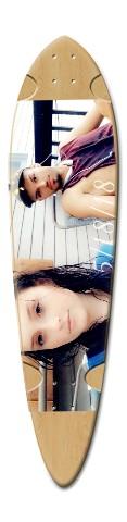 Dart Skateboard Deck v2 #177871