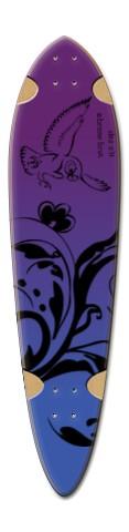 Wonda Dart Skateboard Deck v2