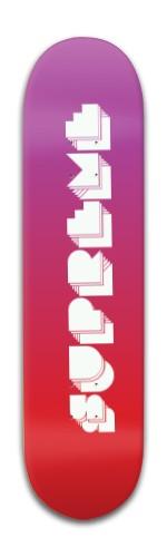 Banger Park Skateboard 8 x 31 3/4 #178225
