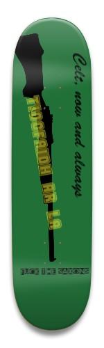 Celtic Freedom Park Skateboard 8.5 x 32.463