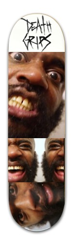 death grips mc ride acid deck Banger Park Skateboard 8.5 x 32 1/8