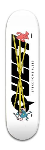 Banger Park Skateboard 8 x 31 3/4 #180134