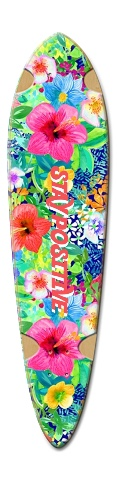 Dart Skateboard Deck v2 #180265