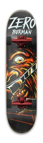 Park Skateboard 8 x 31.775 #183134