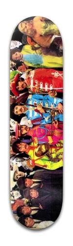 Banger Park Skateboard 8 x 31 3/4 #183513