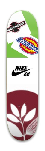 Park Skateboard 8 x 31.775 #184771