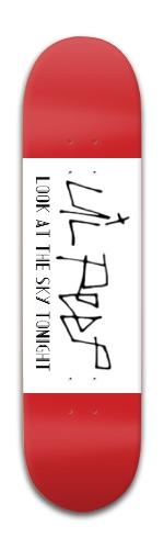 Banger Park Skateboard 8 x 31 3/4 #186109
