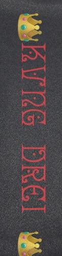 Custom longboard griptape #186659