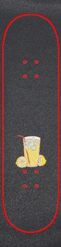 Custom skateboard griptape #186870
