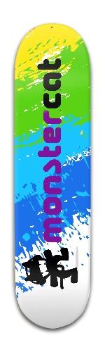 Banger Park Skateboard 8 x 31 3/4 #186881