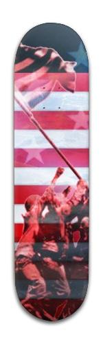 Banger Park Skateboard 8 x 31 3/4 #186915