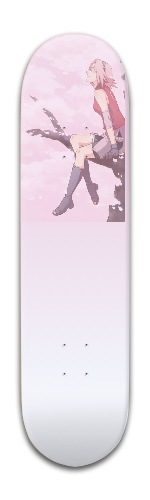 Banger Park Skateboard 8 x 31 3/4 #187006