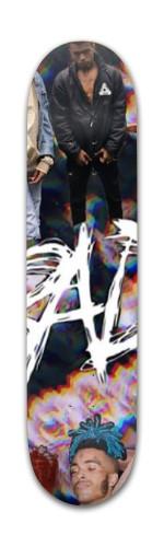 Banger Park Skateboard 7 3/8 x 31 1/8 #187260