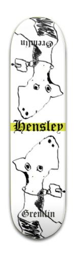 Banger Park Skateboard 8 x 31 3/4 #187308