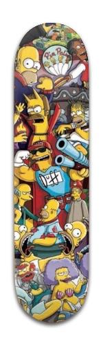 Banger Park Skateboard 8 x 31 3/4 #187571
