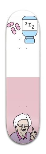Banger Park Skateboard 8 x 31 3/4 #187783