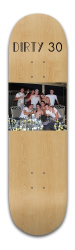 Banger Park Skateboard 8.5 x 32 1/8 #188416