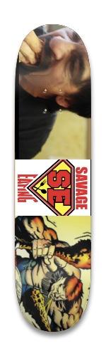 Park Skateboard 8.25 x 32.463 #188654