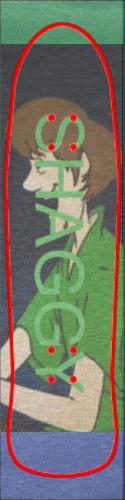 Custom skateboard griptape #188812
