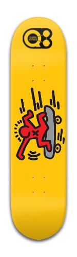 Banger Park Skateboard 8 x 31 3/4 #188963