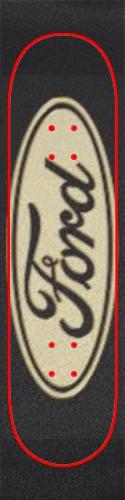 Custom skateboard griptape #189843