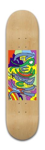 Crumbum OG Banger Park Skateboard 8 x 31 3/4