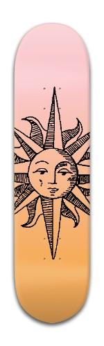 Banger Park Skateboard 8 x 31 3/4 #190178