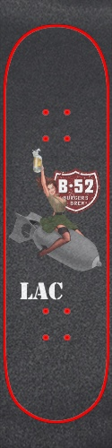 Custom skateboard griptape #190360