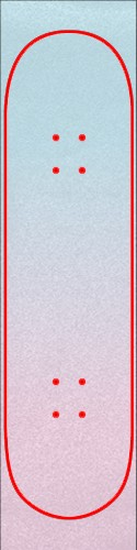 Custom skateboard griptape #190397