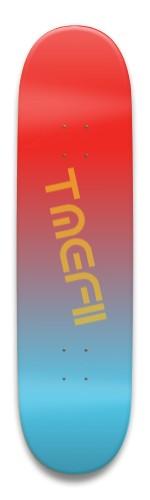 tmefii 1st skateboard design Park Skateboard 8.5 x 32.463