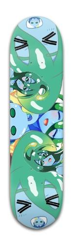 suu but better Banger Park Skateboard 8 x 31 3/4