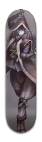 Banger Park Skateboard 8 x 31 3/4 #190608