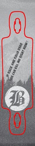 Custom skateboard griptape #190728