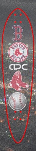 Custom skateboard griptape #190740