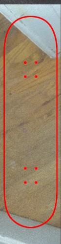 Custom skateboard griptape #190755
