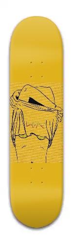 Banger Park Skateboard 8 x 31 3/4 #191005
